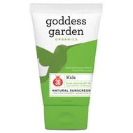 3 PACK of Goddess Garden, Organics, Kids, Natural Sunscreen, SPF 30, 1 oz (28 g)