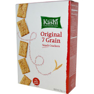 3 PACK of Kashi, Snack Crackers, Original 7 Grain, 9 oz (255 g)