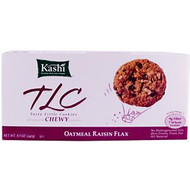 3 PACK of Kashi, Soft-Baked Cookies, Oatmeal Raisin Flax, 8.5 oz (240 g)