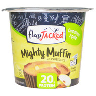 3 PACK of FlapJacked Mighty Muffin Cinnamon Apple -- 1.94 oz