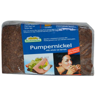 3 PACK of Mestemacher, Pumpernickel with Whole Rye Kernel, 17.6 oz (500 g)