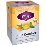 3 PACK of Yogi Tea, Joint Comfort, 16 Tea Bags, 1.12 oz (32 g)