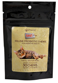 Vitaco - Tag Feline Probiotic Chews Duck Flavor - 30 Chewables