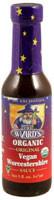 3 PACK of Edward & Sons Organic Vegan Worcestershire Sauce -- 5 fl oz