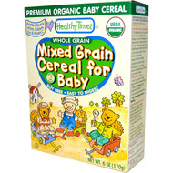3 PACK of Healthy Times, Mixed Grain Cereal for Baby, 8 oz (227 g)
