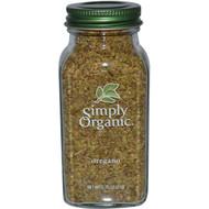 3 PACK of Simply Organic, Oregano, 0.75 oz (21 g)