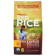 3 PACK of Lotus Foods, Organic Red Rice, 15 oz (426 g)