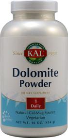 Kal, Dolomite Powder - 16 oz -5 PACK