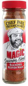 3 PACK of Chef Paul Prudhommes Magic Seasoning Blends Blackened Redfish Magic -- 2 oz