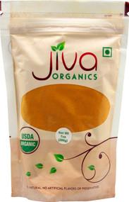 Jiva, Organics Ground Turmeric Powder - 7 oz -5 PACK