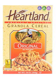 Heartland, Granola Cereal,  Original - 16 oz -5 PACK