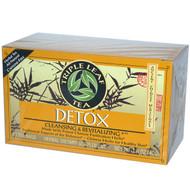 3 PACK of Triple Leaf Tea, Detox, 20 Tea Bags, 1.4 oz (40 g)