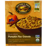 3 PACK of Natures Path, Organic Pumpkin Seed + Flax Granola Cereal, 11.5 oz (325 g)
