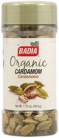 Badia, Organic Cardamom - 1.75 oz -5 PACK