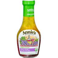 Annies Naturals, Organic Red Wine & Olive Oil Vinaigrette, 8 fl oz (236 ml)