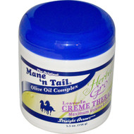 Mane 'n Tail, Herbal Gro, Leave-In Creme Therapy, 5.5 oz (156 g) (5 PACK)