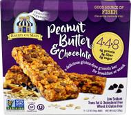 5 PACK of Bakery On Main Gluten Free Granola Bars  Peanut Butter & Chocolate - 5 Bars