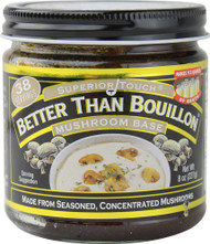 Better Than Bouillon, Mushroom Base - 8 oz -5 PACK