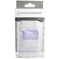 3 PACK of Petal Fresh, White Radiance, Hands, Feet and Body, Brightening Salt Soak, 4 Piece Kit