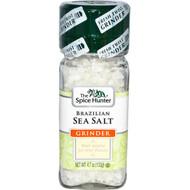 Spice Hunter, Brazilian Sea Salt, Grinder, 4.7 oz (133 g) (5 PACK)