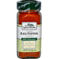 Spice Hunter, Red Pepper, Cayenne, Ground, 1.5 oz (42 g) (5 PACK)