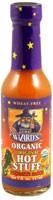 Edward & Sons, Wizards Organic Original Hot Stuff Spicy Hot Sauce - 5 fl oz -5 PACK