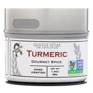 3 PACK OF Gustus Vitae, Gourmet Spice, Turmeric, 1.4 oz (39 g)