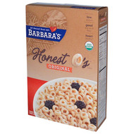 3 PACK of Barbaras Bakery, Honest Os Cereal, Original, 8 oz (227 g)