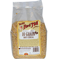 Bob's Red Mill, 10 Grain Hot Cereal, 50 oz (1.41 kg) (5 PACK)