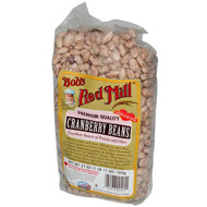 3 PACK of Bobs Red Mill, Heritage Beans, Cranberry, 27 oz (765 g)