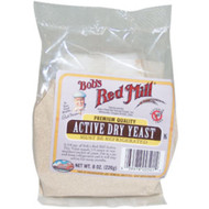 Bob's Red Mill, Active Dry Yeast, 8 oz (226 g) (5 PACK)