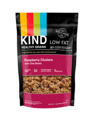 Kind, Healthy Grains,  Raspberry Clusters with Chia Seeds - 11 oz -5 PACK
