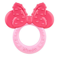 3 PACK OF NUK, Disney Baby, Minnie Mouse Teether, 3+ Months, 1 Teether