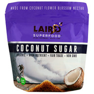 3 PACK OF Laird Superfood, Coconut Sugar, 8 oz (227 g)