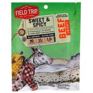 3 PACK OF Field Trip Jerky, Beef Jerky, Sweet & Spicy, 2.2 oz (62 g)