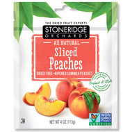 3 PACK of Stoneridge Orchards, Sliced Peaches, Dried Tree-Ripened Summer Peaches, 4 oz (113 g)