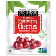 3 PACK of Stoneridge Orchards, Montmorency Cherries, Whole Dried Tart Cherries, 5 oz (142 g)