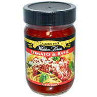 3 PACK of Walden Farms, Pasta Sauce, Tomato & Basil, 12 oz
