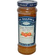 3 PACK of St. Dalfour, Orange Marmalade, Deluxe Orange Marmalade Spread, 10 oz (284 g)