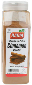 Badia, Cinnamon Powder - 16 oz