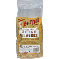 Bobs Red Mill, Short Grain Brown Rice, 27 oz (765 g)