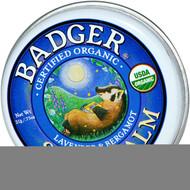 3 Pack of Badger Organic Sleep Balm Lavender and Bergamot - 0.75 oz