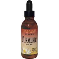 3 PACK OF Planetary Herbals, Turmeric, Full Spectrum, 1 fl oz (29.57 ml)
