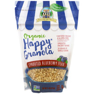 3 PACK OF Bakery On Main, Organic, Happy Granola, Sprouted Blueberry Flax, 11 oz (312 g)
