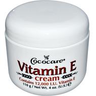 3 PACK of Cococare, Vitamin E Cream, 12,000 IU, 4 oz (110 g)