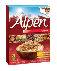 Alpen, All Natural Muesli Cereal,  Original - 14 oz