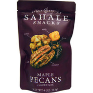 3 PACK of Sahale Snacks, Maple Pecans Glazed Mix, 4 oz (113 g)
