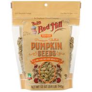 Bobs Red Mill, Premium Shelled Pumpkin Seeds, 12 oz (340 g)