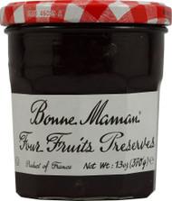 Bonne Maman, Preserves,  Four Fruits - 13 oz