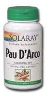 3 PACK OF Solaray-Pau-Darco-Inner-Bark